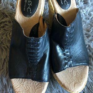 boc Shoes - Boc wedges size 7